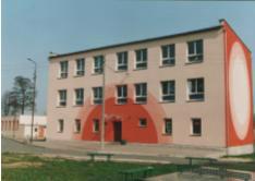 Budynek SP w Dłużynie Dolnej